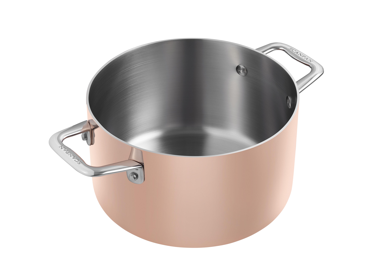 3,5 LDutchOvenwith lid -Maitre D Ind, 3.5L 20cm