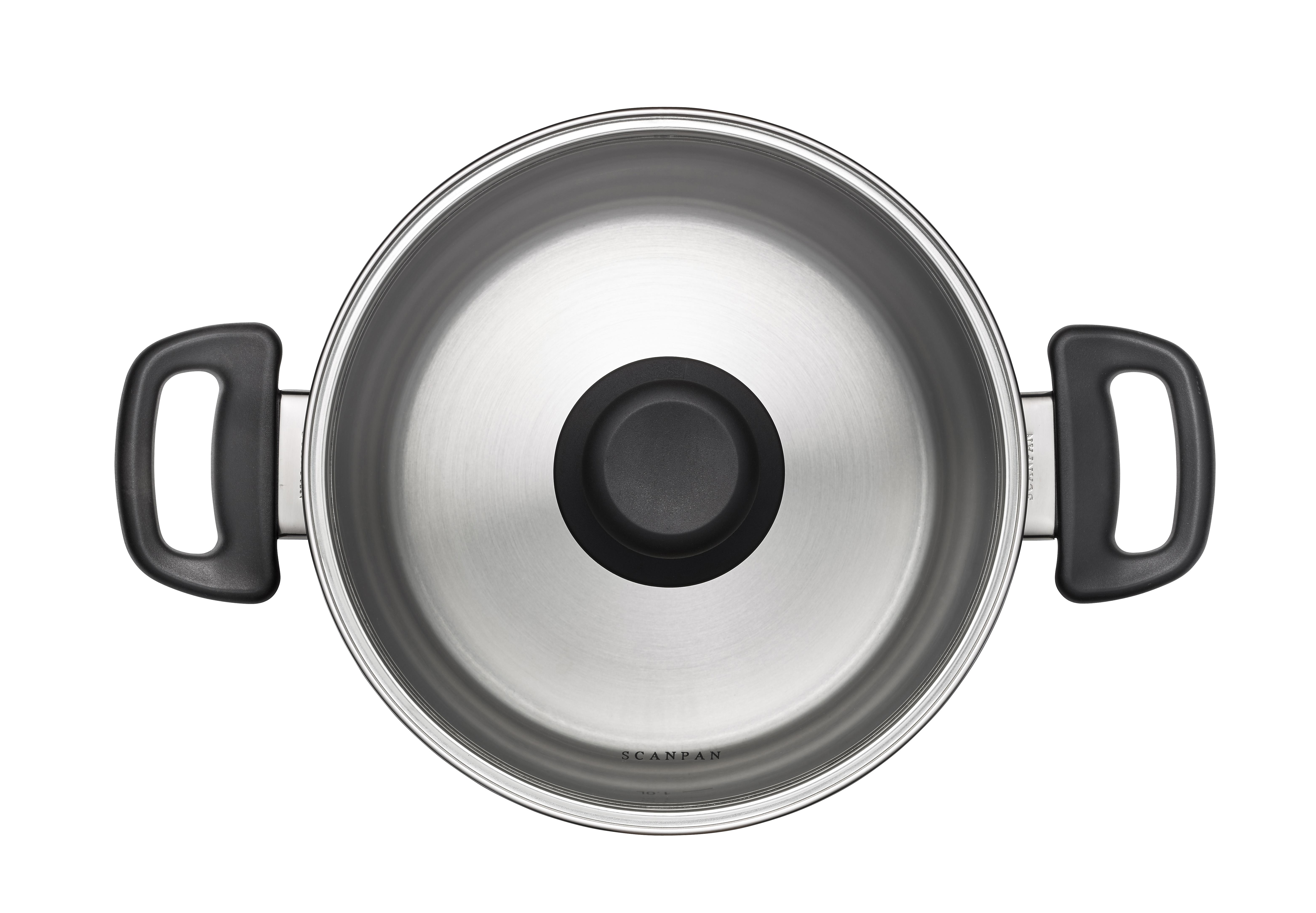 3.0 LDutchOvenwith lid -Classic Steel, 20cm