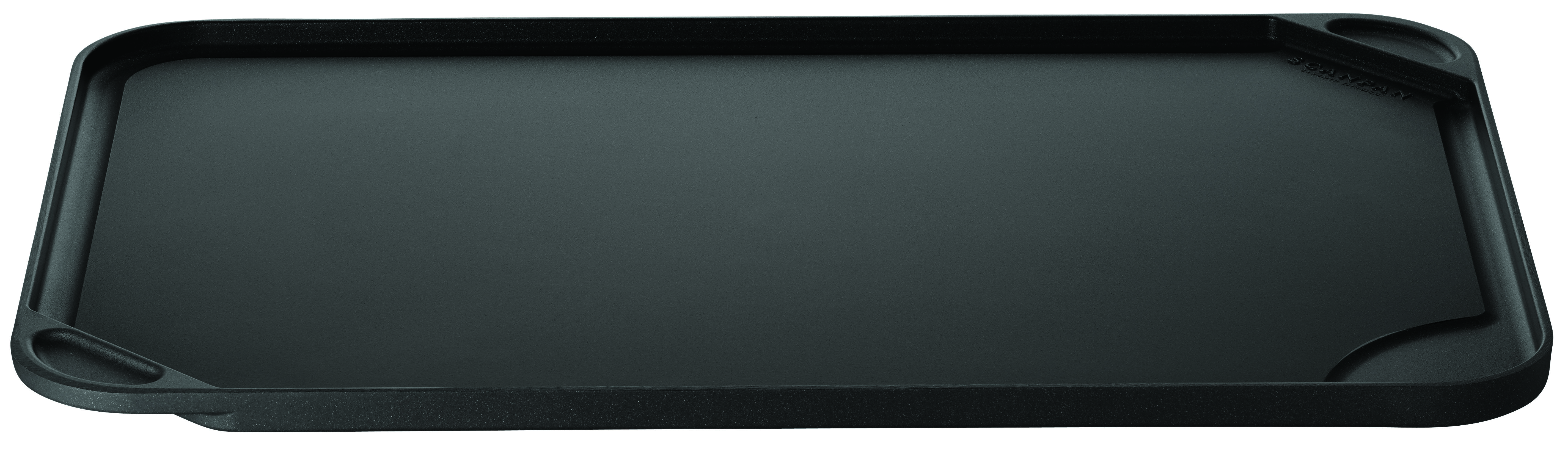 44x30cm Double Burner Griddle - Classic,