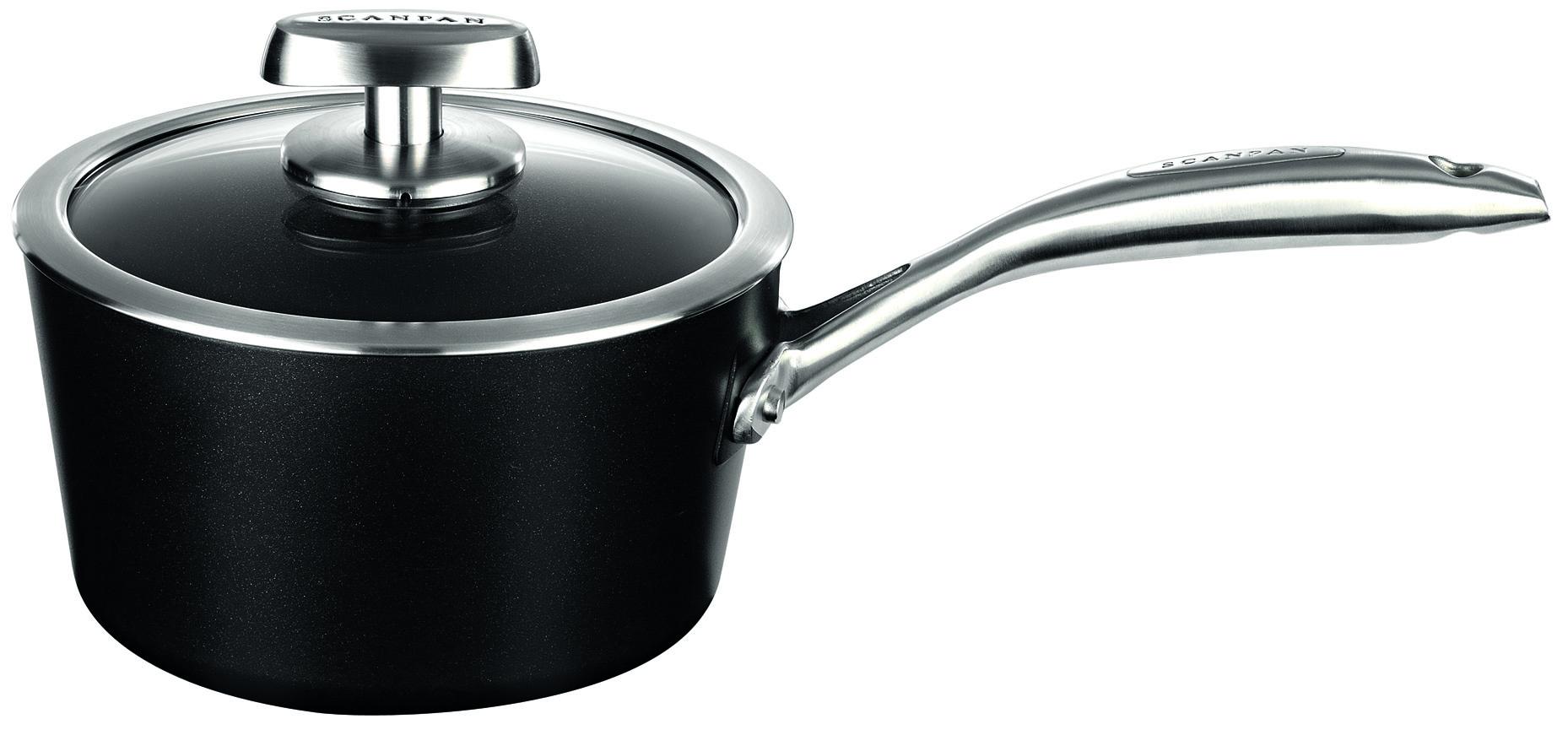 1.5LCov. Saucepan - Pro IQ, 1.5L - 18cm