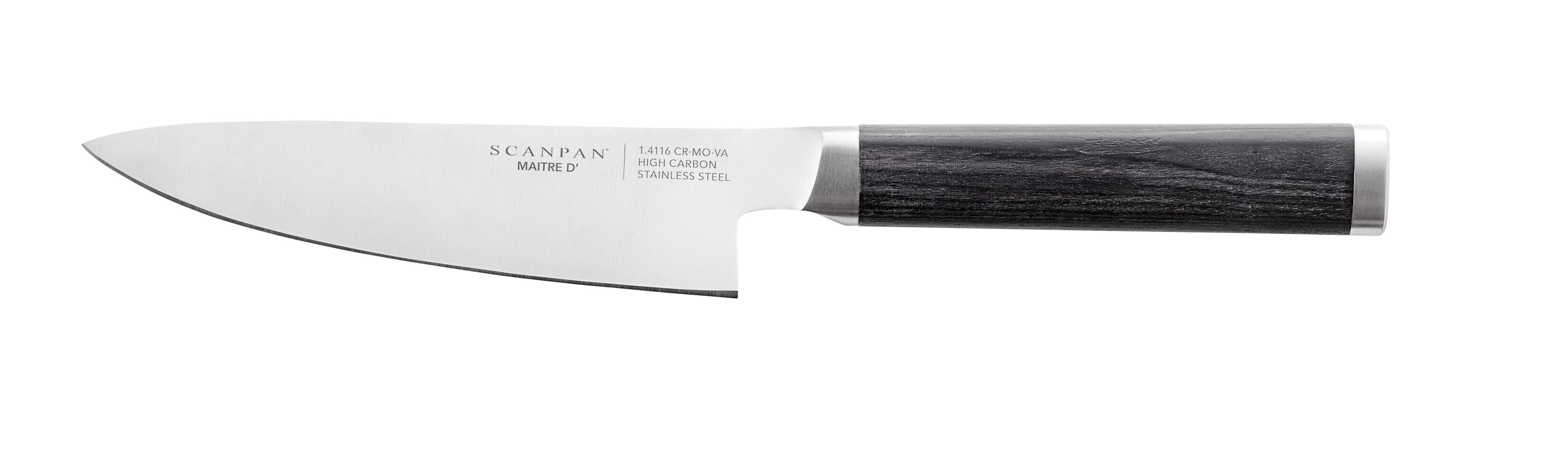 12,5 cm asiatisk urtekniv -Maitre D, 12,5 cm