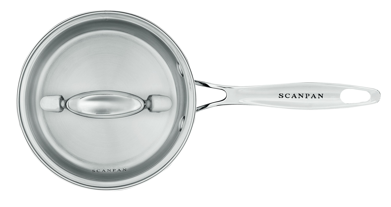 1,2l/14 cm kasserolle med glaslåg - Impact, 1,2 l 14 cm