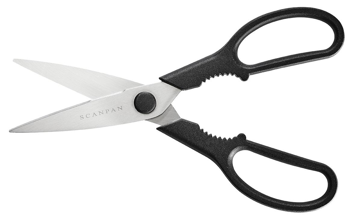 Kitchen Shears-Classic, Black