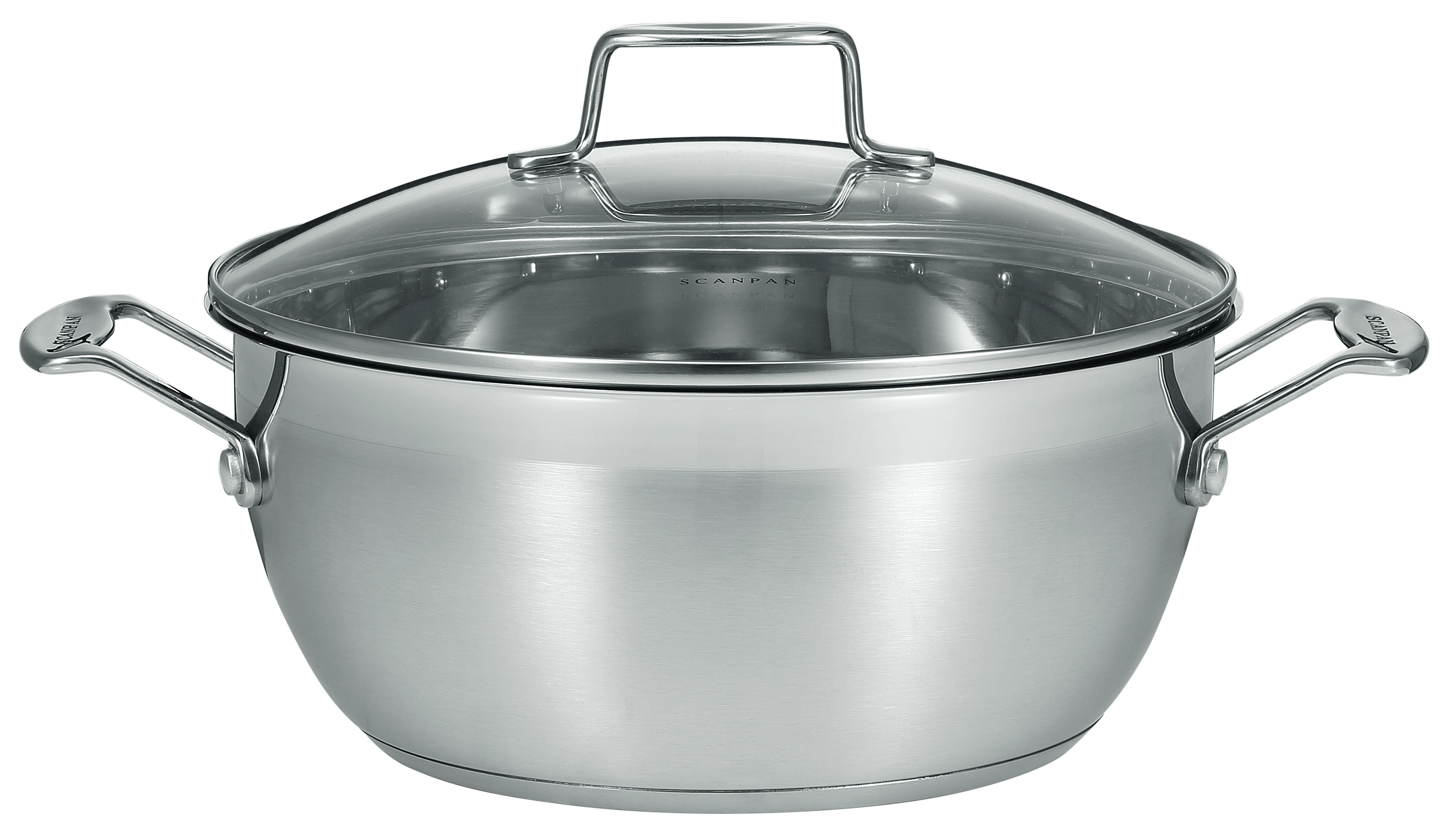 5.0L/26cm Covered Stew Pot -Impact, 26cm