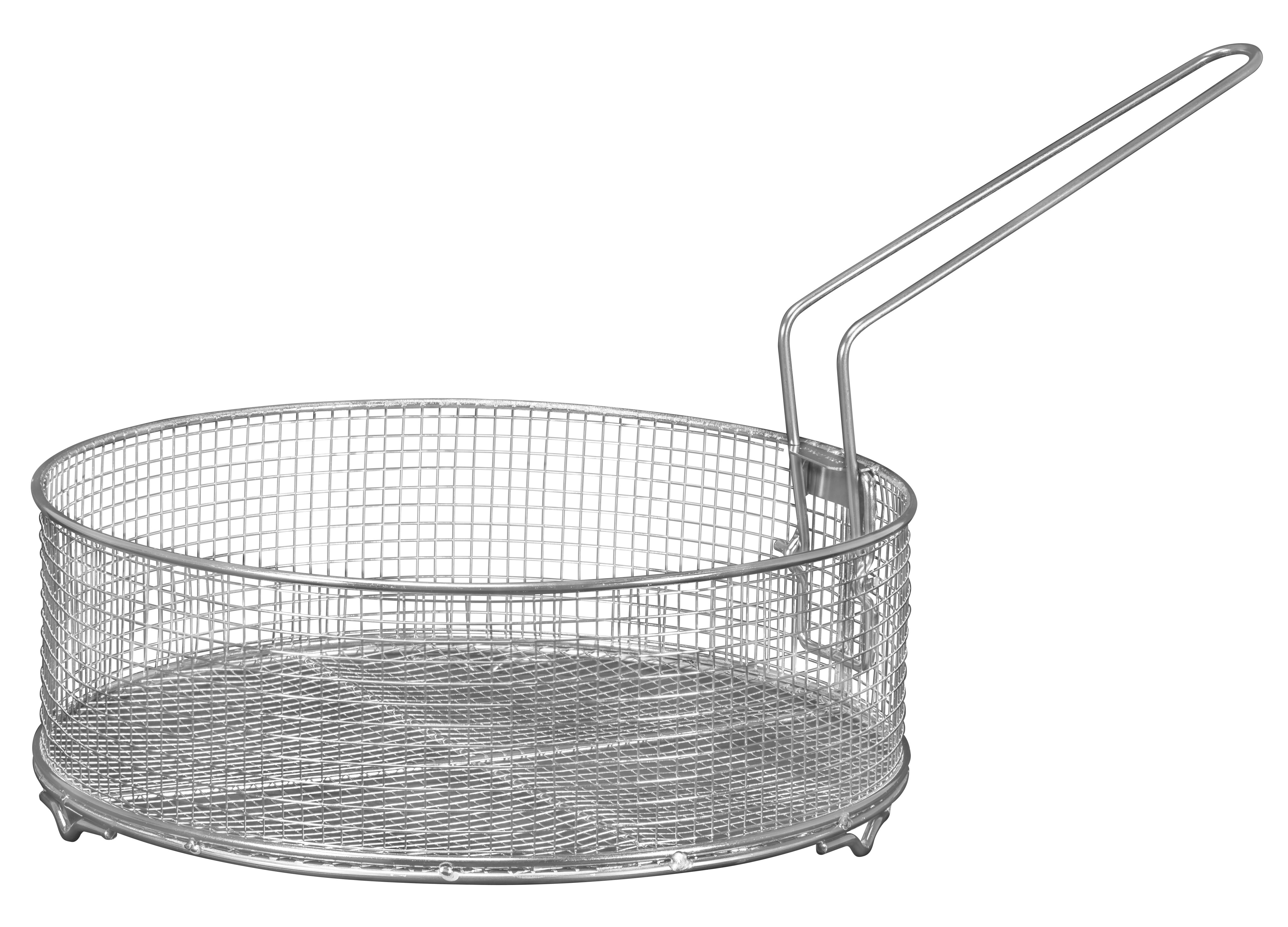 Fry basket 28 cm, TechnIQ, 28cm