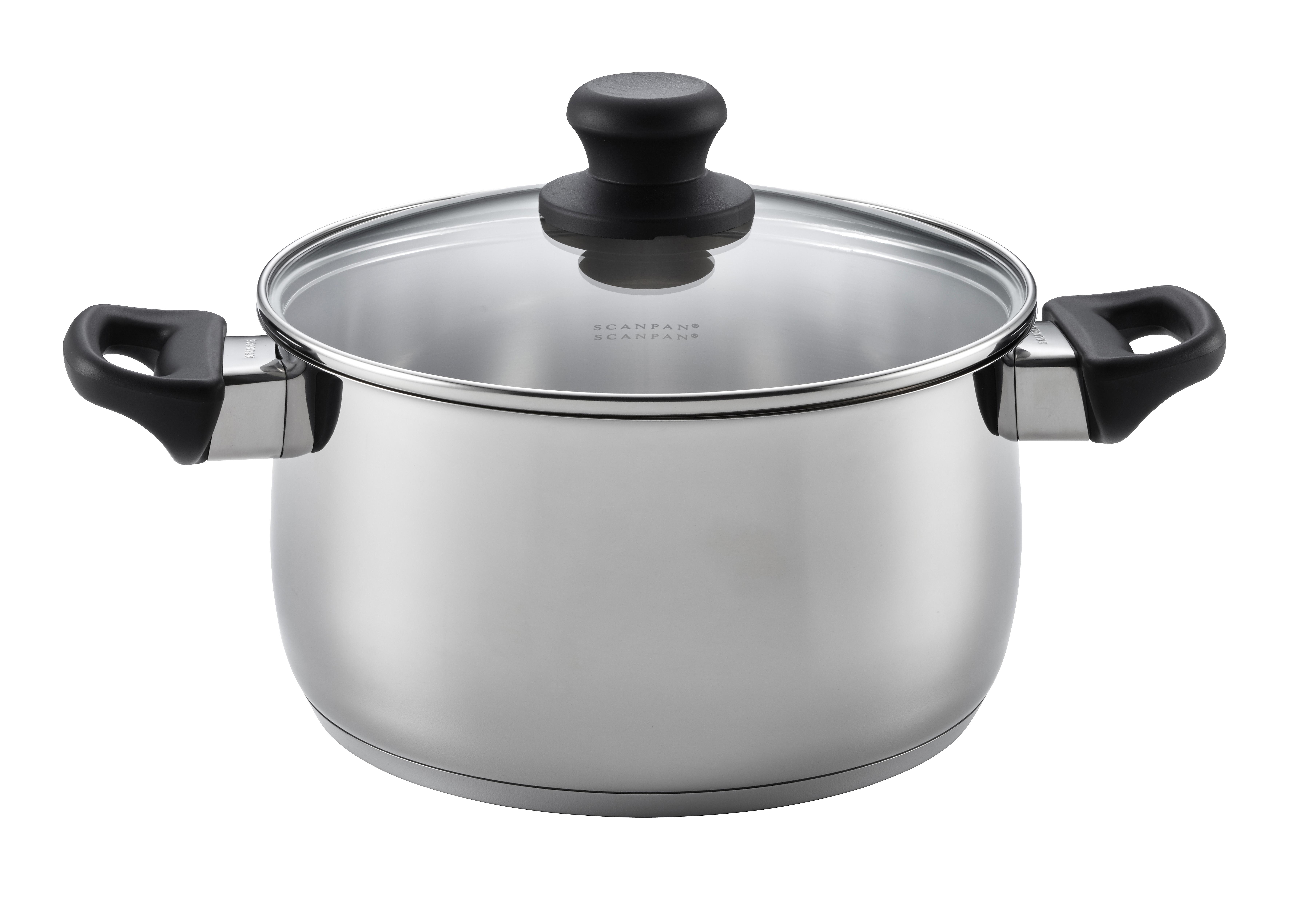 4.0 LDutchOvenwith lid -Classic Steel, 22cm