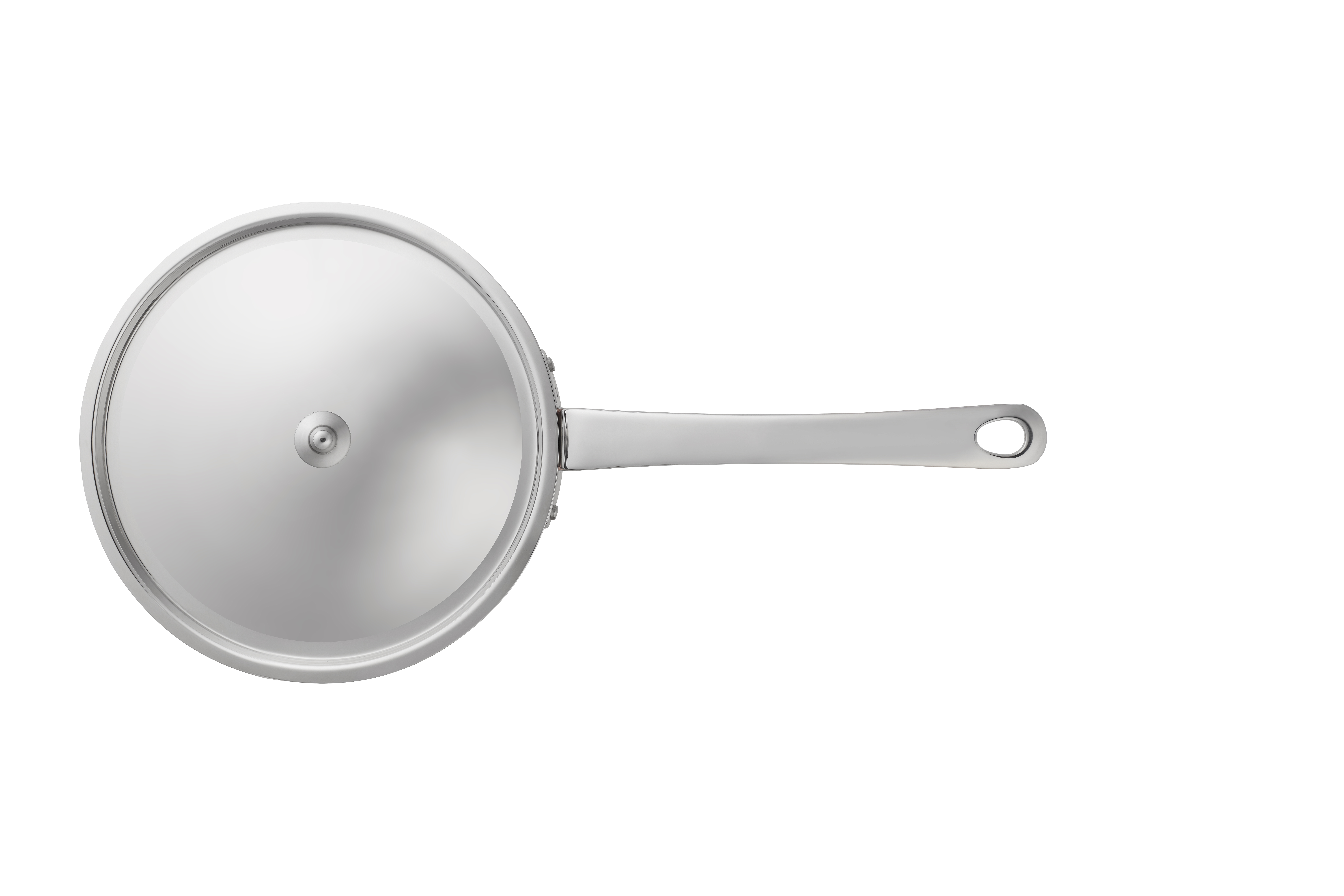 1.5 L Saucepan with lid - Maitre D Induction, 1.5L 16cm