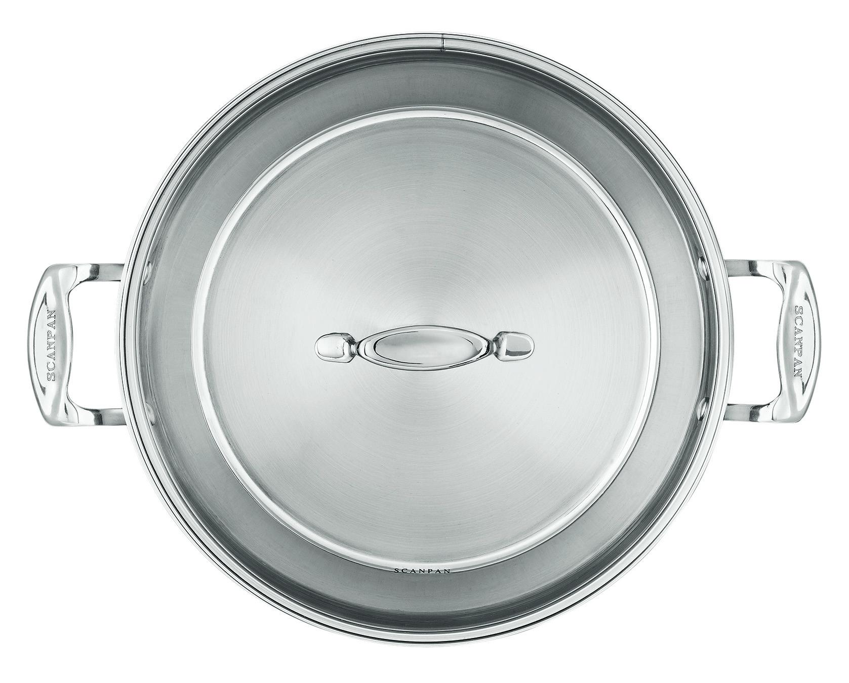 8.5L/32cm Covered Stew Pot - Impact, 8.5L 32cm