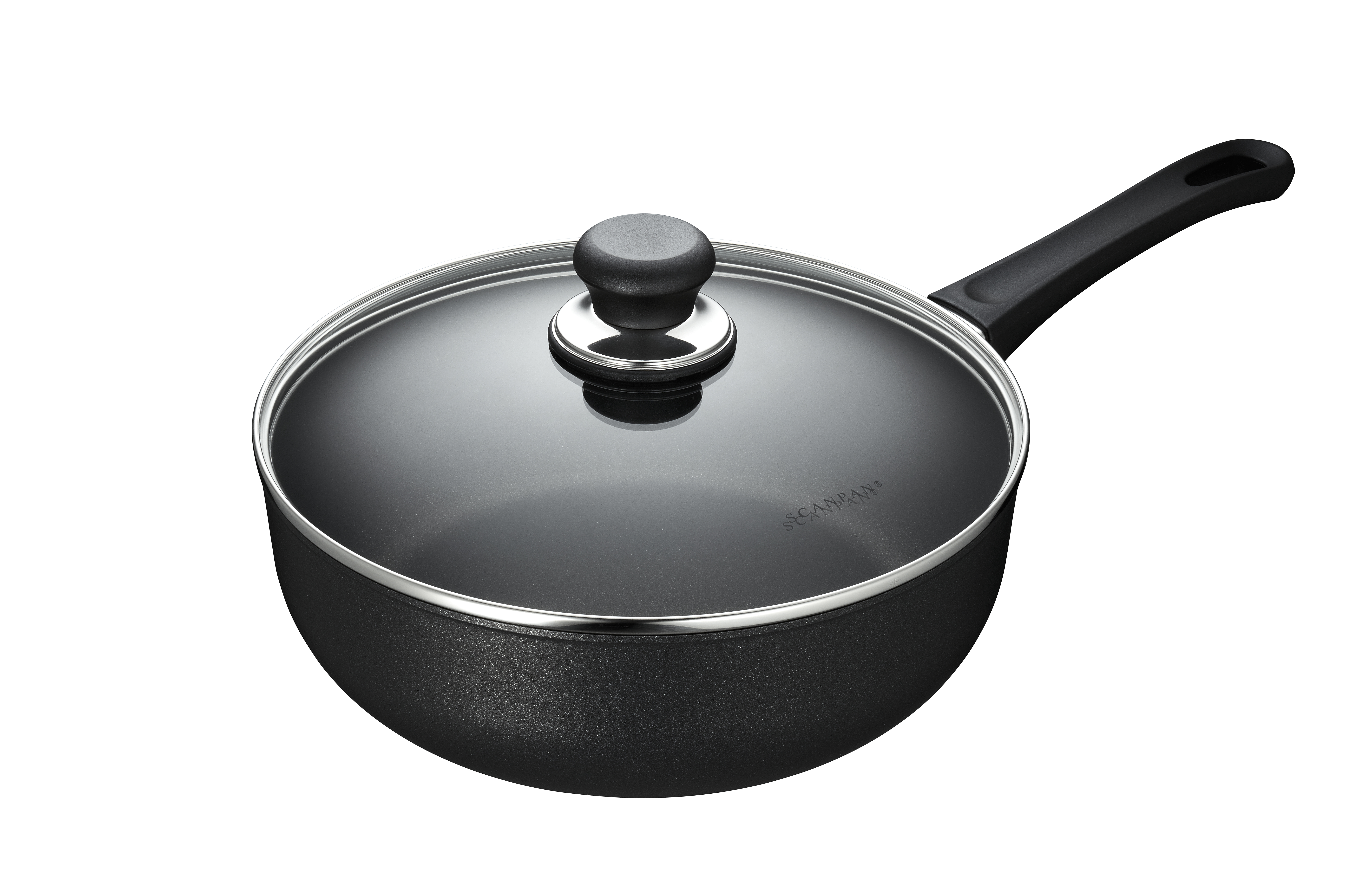 3.7L/4qtCov. Deep Sauté Pan - Classic, 3.7L 26cm