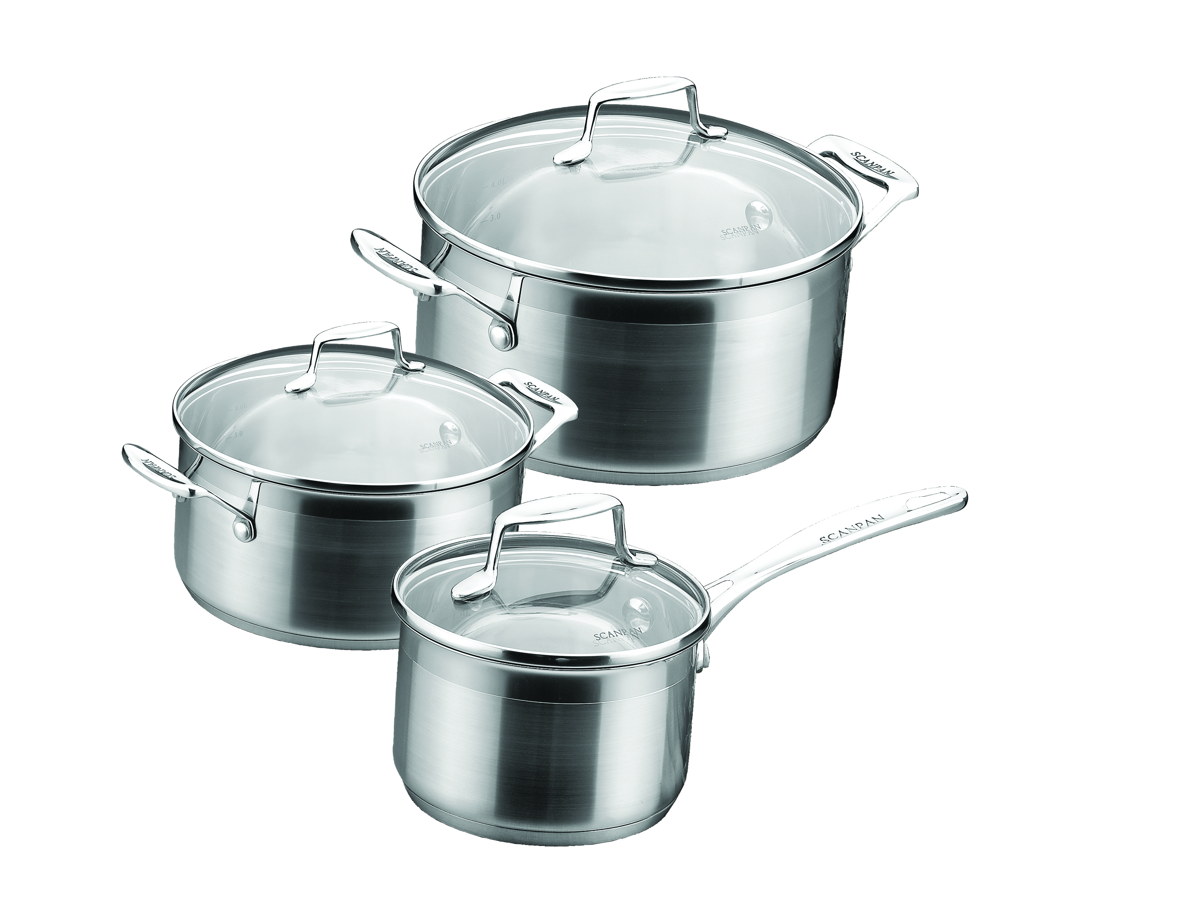 3 pc. Cookware Set Impact, 3pcs.