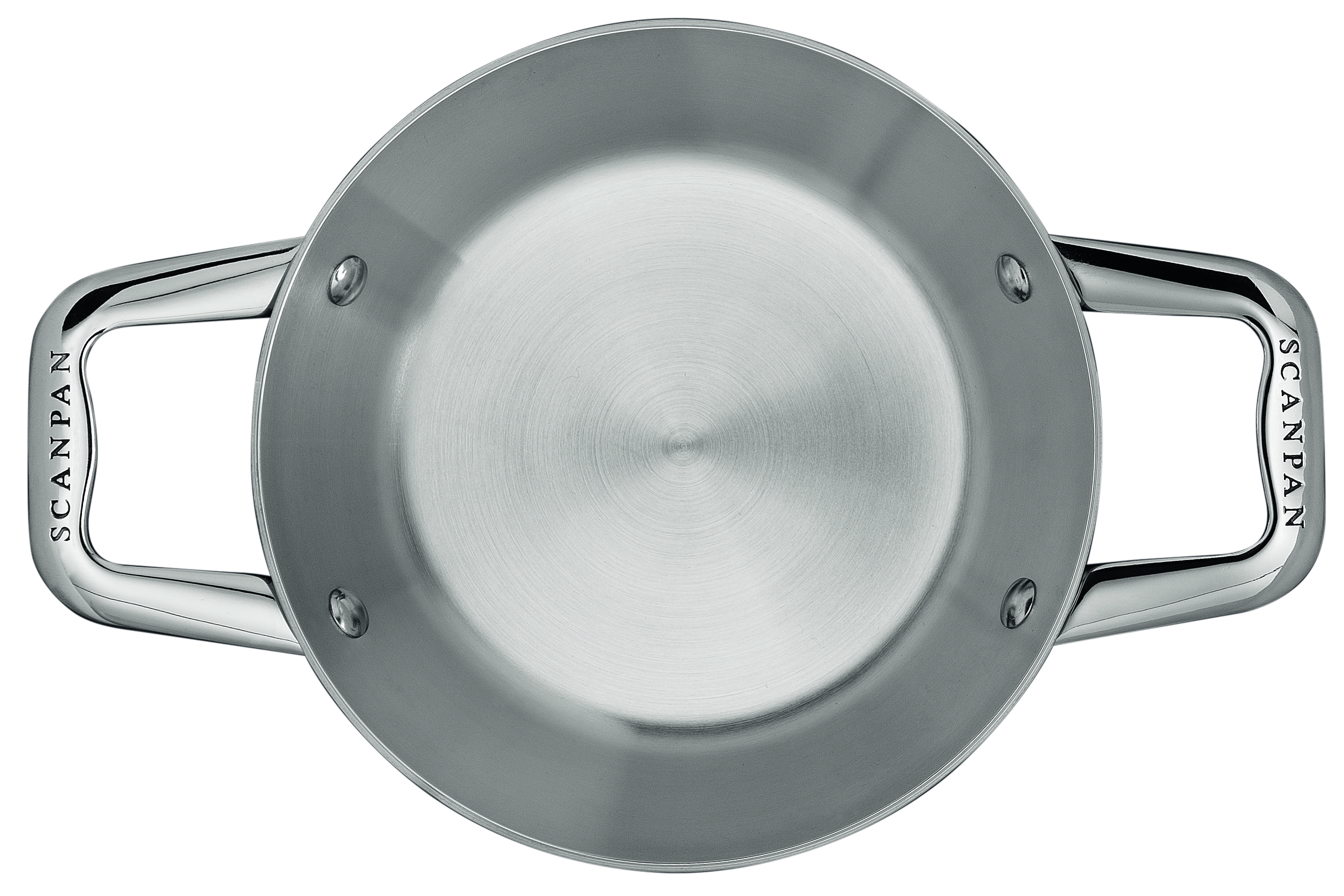 16cmMini paellapande-Maitre D Steel, 16 cm